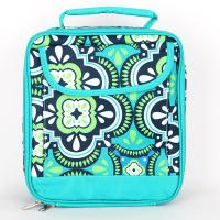 [ALL FOR COLOR]LUNCH TOTE - PACIFIC SPLASH