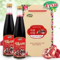 [아이수] 석류사랑 500mlx2병