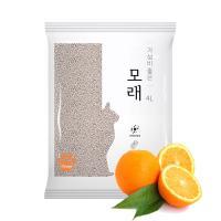 가성비 좋은 모래 4L 오렌지향