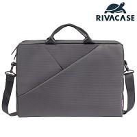 15.6형 노트북가방 RIVACASE 8730 (태블릿PC & 액세서리 수납 공간 / 생활 방수 / 수납부 패딩 처리)
