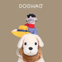 [도그웨그] 강아지&고양이 로데오 코스튬