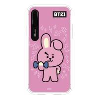 BT21 iPhoneX 쿠키 그래픽 라이팅 케이스 (Hybrid)