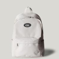 The basic bagpack _ Ivory