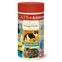 빈티지퍼즐 - Cats