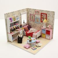[adico]DIY 미니어처 하우스 - 아델리아의 방