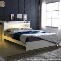 [보루네오 하우스] 아르메 엘피노 LED 일반형 침대 SS_밸런스 독립매트