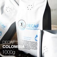 [빈플러스] 로스팅 원두커피 디카페인 콜롬비아 1kg