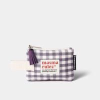 마약 스트랩 파우치 스프링 미니 _ Purple