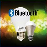 스마트 LED전구 블루투스 조명 ICLE-MLB75(4.5W)