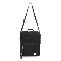 FENNEC C&S 2WAY POCKET BAG - BLACK