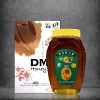 파주 DMZ지역 자연산 100% 야생화 꿀 1.2kg