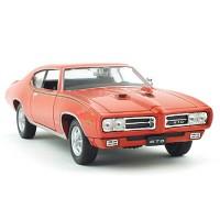 1/24 PONTIAC GTO 1969 (WE125011OR) 폰티악 모형자동차