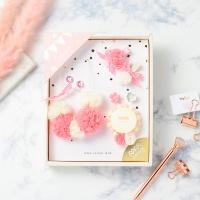 [시리얼] 완제 PACK/레이스퐁퐁/핑크
