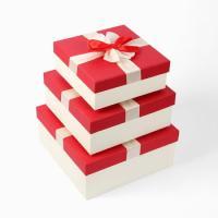 레드 기프트 선물상자10p1세트