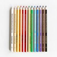 스테들러 슈퍼점보 색연필 1287