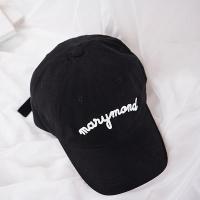 마리몬드 베이스 볼캡(블랙)