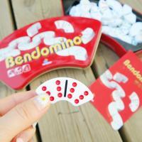 벤도미노 보드게임 (6세 이상, 2-4인, 숫자)