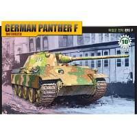 (아카데미과학-ACT13303) 1/48 독일군 전차 판터 F [모터]  탱크 프라모델
