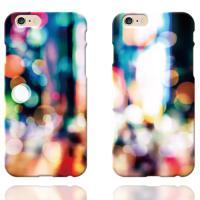카드수납 범퍼 빛의향연 케이스(아이폰6S플러스)