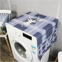 모던 에스닉 세탁기 냉장고 커버 3style