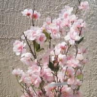 벚꽃 가지 조화 핑크