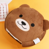 곰돌이 온열마우스패드 갓샵 USB 발열 히팅마우스패드