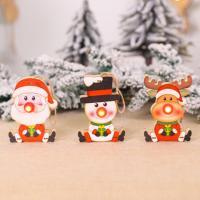 크리스마스 빨간코 LED조명 3종