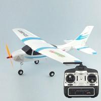 [동영상] ES9901 Cessna 182 2.4GHz 4채널 풀펑션 에일러론기 RTR (반조립KIT) (ESS122612) 무선조종 RC비행기