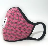 [보그마스크] Boo Pink Black N99 CV
