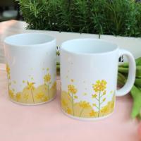 tk418-디자인머그컵2p-노란유채꽃밭