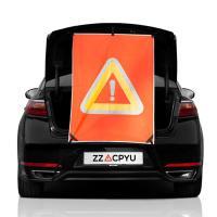 짝펴 2차 사고방지 트렁크 안전표지판 (2종 택1)