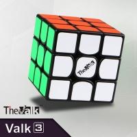 발크3_3x3x3 - 블랙/화이트/스티커리스 선택