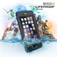 [라이프프루프] 방수케이스 액정 개방형 아이폰6 케이스 Nuud Blue 77-50355