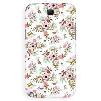 [테마케이스] Floral Garden 2 (갤럭시노트2)