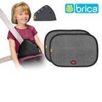 브리카) 온도감지 클링쉐이드 +  안전벨트 위치조정기