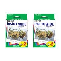 인스탁스 와이드필름 4팩 (40장) -  와이드 200/210 카메라용