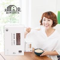 [홍신애쌀연구소] 흑미 누룽지240g x 3개