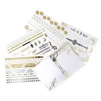 [글림스] 골드타투 금은박타투 GLEAMS White Package / 겟잇뷰티추천상품