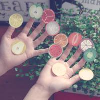 왈가닥스 과일 스티커(Fruit Sticker)