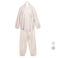 [쿠비카]카라주름 프릴 투피스 여성잠옷 W703