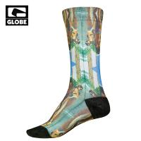 [GLOBE] PRINTED PREMIUM SOCK (CHICKS)