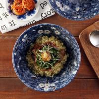 일본식기 하나미 굽면기