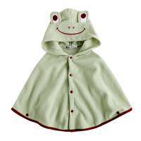 개구리 후드 유아 망토(S,L) 202428