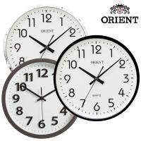 오리엔트 무소음 스탠다드 오피스 인테리어벽시계