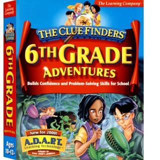 [CD-ROM] Clue Finders 6th Grade - 초등 6학년 종합학습