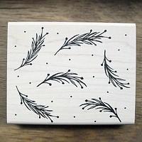 [패턴]솔가지 백그라운드