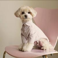 강아지옷 바네사 셔츠 2컬러