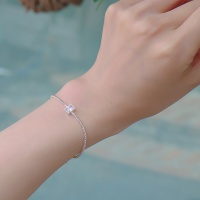 [Uni.J] i_b34 - big crystal rope bracelet