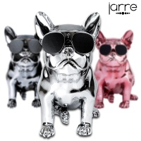 [Jarre] AeroBull HD1 - CHROME BLACK(크롬 실버)