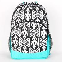 [ALL FOR COLOR]BACKPACK - AZTEC IKAT